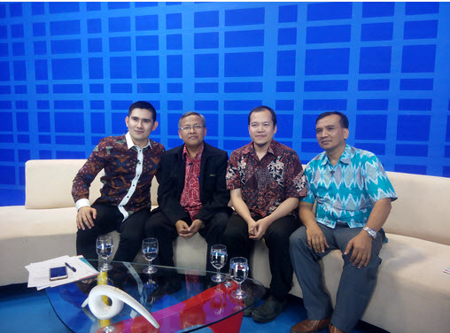 Talkshow ICT for Indonesia